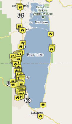 About The Bear Lake Valley